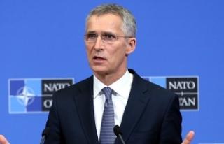 NATO Genel Sekreteri Stoltenberg: Suriye'de barışçıl...