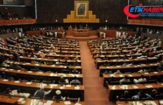 Pakistan Parlamentosundan Hint Parlamentosuna diyalog...