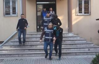 Polis, 150 güvenlik kamerası kaydı izleyerek yakaladı