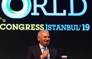 'Projelerimizi 'İstanbul 4.0' söylemi...
