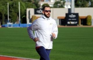 Ramil Guliyev kariyerini olimpiyat altınıyla taçlandırmak...