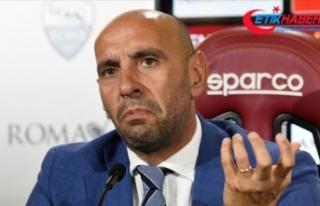 Roma Kulübü, Monchi'yi görevden aldı