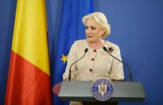 Romanya Başbakanı Viorica Dancila: Romanya Türkiye'nin...