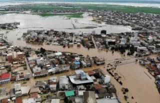 Ruhani'den sel felaketine karşı orduya çağrı