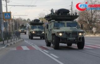 Rusya Savunma Bakanı Şoygu: Rusya Kırım'daki...
