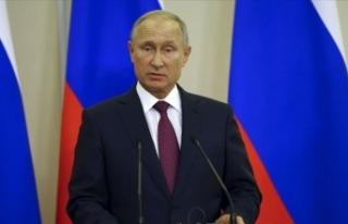 Rusya Devlet Başkanı Putin: Yeni Zelanda'daki...