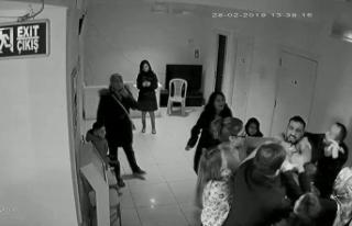 Sağlık ocağında doktora saldırı