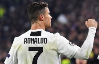 Şampiyonlar Ligi'ne Ronaldo damgası