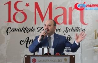 Sanayi ve Teknoloji Bakanı Varank: Sanayisini güçlendiren,...