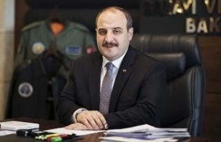 Sanayi ve Teknoloji Bakanı Varank: Akıllı dijital...