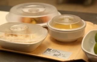 Şehir hastanesinde 'hastaya özel menü'...
