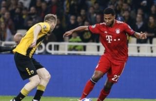 Naptın Bayern Münih! 23-0...