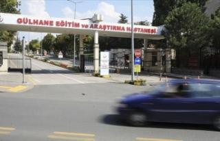 Şırnak'ta yaralanan asker tedavi gördüğü...
