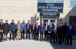 Sivas'ın yeni üniversitesi savunma sanayisinde...