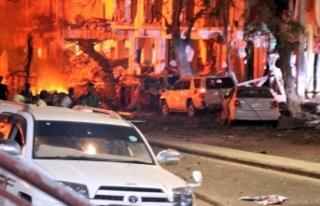 Somali'deki patlamada ölü sayısı 29'a yükseldi