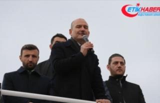 Soylu: Bizim tasfiye ettiğimiz PKK'yı hayata...
