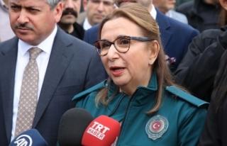 Ticaret Bakanı Pekcan: Zeytin Dalı Sınır Kapısı...