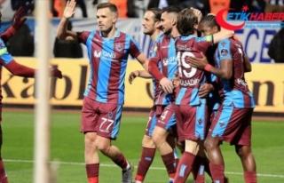 Trabzonspor, sahasında kolay geçit vermiyor