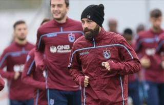 Trabzonspor'da Olcay Şahan özür diledi