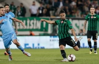 Trabzonspor ile Akhisarspor 14. randevuda