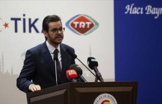 TRT Genel Müdürü Eren: Hacı Bayram Veli'nin...