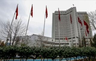 Türkiye'den Hollanda'daki saldırıya kınama
