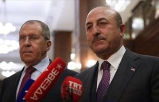 Türkiye-Rusya ortak toplantısı 18 Mart'ta...