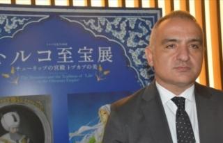 Türkiye'ye gelen Japon turist sayısında artış...