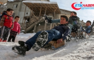 Üç ilde eğitime kar tatili