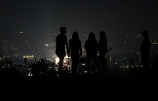 Venezuela'nın büyük bir bölümü yine karanlığa...