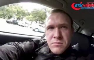 Yeni Zelanda'da camiye saldıran teröristin...