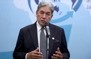 Yeni Zelanda Başbakan Yardımcısı Peters: Müslümanlara...