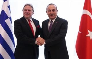 Yunanistan Dışişleri Bakanı Katrugalos: Türkiye'nin...