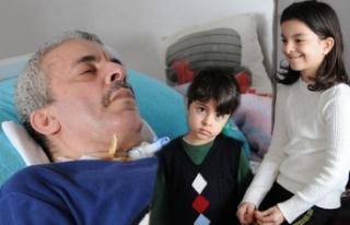 23 Nisan hediyesi olarak ALS hastası dedesine akülü...