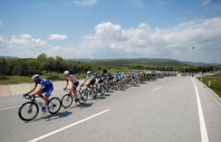 55. Cumhurbaşkanlığı Türkiye Bisiklet Turu dördüncü...
