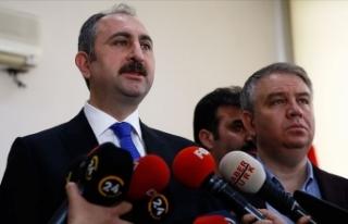 Adalet Bakanı Gül: Yürütme burada söz sahibi...