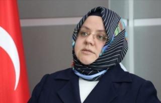 Aile, Çalışma ve Sosyal Hizmetler Bakanı Selçuk'tan...