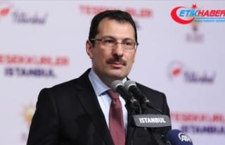 'AK Parti lehine düzeltilen oy sayısı 11 bin...