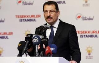AK Parti Genel Başkan Yardımcısı Yavuz: Demokrasi...