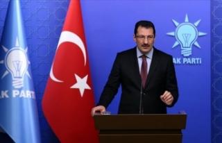 AK Parti Genel Başkan Yardımcısı Yavuz: Olağanüstü...