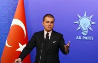 """AK Parti Sözcüsü Çelik: """"Kılıçdaroğlu'na..."""