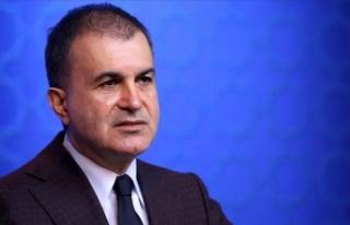AK Parti Sözcüsü Çelik: Netanyahu çılgınlığına...