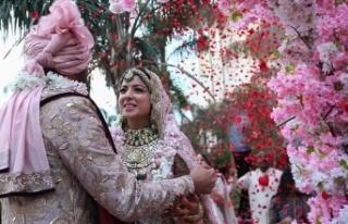Antalya 11 günde 4 Hint düğününe ev sahipliği...
