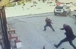 Arnavutköy'de 3 kişinin öldüğü çatışma...