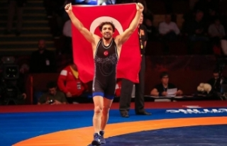 Atakan Yüksel Avrupa Şampiyonu
