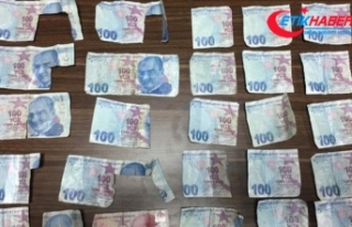 ATM'lere sahte para yatırıp bankaları dolandırmışlar