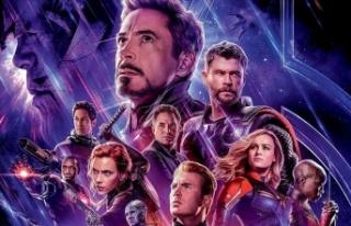 Avengers: Endgame dünyada gişe açılış rekoru...