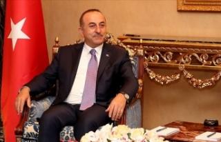 Bakan Çavuşoğlu: Irak ile 20 milyar dolar ticaret...