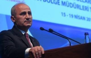 Bakan Turhan: Kuzey Marmara Otoyolu, 2020'de...