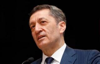 Bakan Ziya Selçuk'tan 'tatil' açıklaması